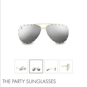 Louis Vuitton Party Sunglasses